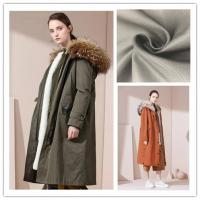 China Good Stability 100 Polyester Fabric 5/1 Twill Sunshine Resistant With Memory Effect on sale