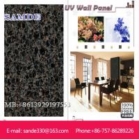 High quality artificial marble decorative panel for indoor wall decoration  2440*1220mm Manufactures