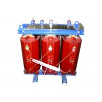 China Capacity 630kv Three Phase Dry Type Transformer Single Phase For High Rise Buildings on sale