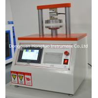 China ISO13820  ISO3037 Microcomputer Edgewise Crush Resistance Tester on sale