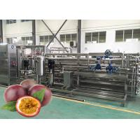 China High Efficiency Food Sterilizer Machine For Passion Concentration Advanced Technology on sale
