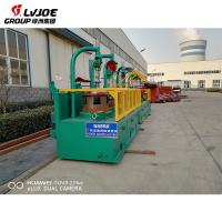 Buy cheap 2-6mm green color High/Low carbon steel/ straight line Wire drawing machine from wholesalers