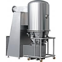 Fluid Bed Dryer Pharmaceutical Processing Equipment With Stainless Steel Structure Manufactures