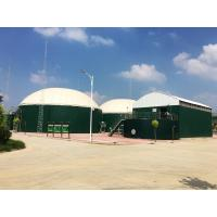 Anti Bacteria Bolted Steel Water Tanks 6.0 Mohs Hardness 30 Years Service Life Manufactures