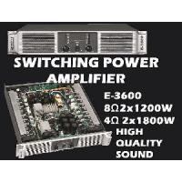 China Switching Power Amplifier (E-Series) on sale