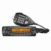 Dual Band Mobile Radio, 758 Memory Channels, Full Duplexer, Independent Squelch/Volume Control Manufactures