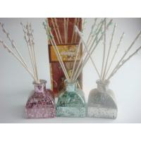 China Lemon Fragrance Reed Diffuser Set San Miguel Reed Diffuser Refills Eco - Friendly on sale