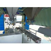 Mobile Packaging System Trailer With FFS Machine / Palletizing For Cement Packing Manufactures