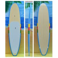 China OEM Bamboo Stand up Paddle Boards Customized 10ft Foam SUP Paddle Boards on sale