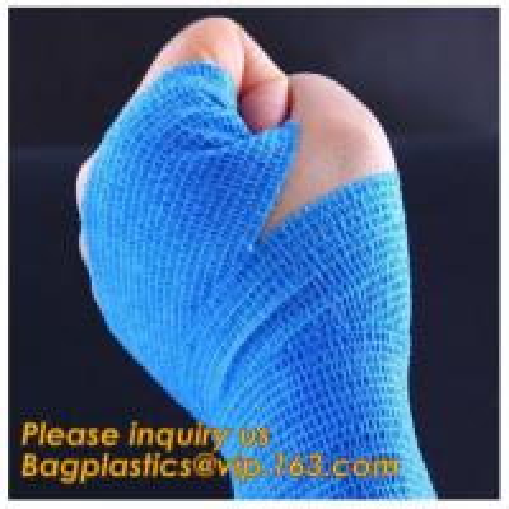 Quality Sport Medical Plaster Bandage,Elastic Knee Brace Fastener Support Guard Gym Sports Bandage,latex free cohesive bandage s for sale