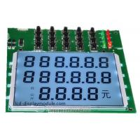 Positive Transmissive LCD Display , PIN Connector HTN Monochrome LCD Panel