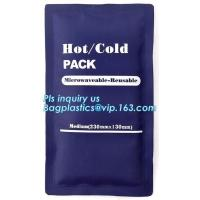 Sports Medicine Ice Bags, Flexible Ice Pack, Easy Seal Ice Cube Bags, Cool Bags & Ice Packs, First Aid Ice Pack, bagease Manufactures