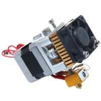 Single Head MK8 Extruder 3D Printer Kits for 1.75mm PLA / ABS Manufactures