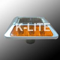 China solar warning lamp( solar road stud,  solar pavement marker,  solar road marker,  solar lane divider,  solar road sign,  solar traffic sign,  solar plastic road stud) on sale