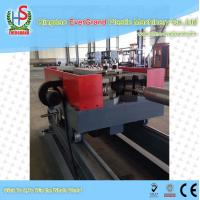 Closed Forming Mould Plastic Product Making Machine , Corrugated Tube Making Machine Manufactures