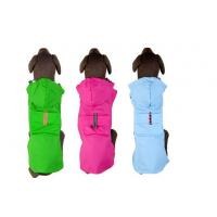Pet clothing Large Breed Dog Clothes poncho pink sportswear S M L XL Manufactures