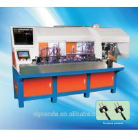 CE Certificate Electric Wire Stripping Machine Cutting / Plug Crimping Machine Manufactures