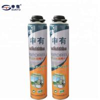 China 750ml Expanding Foam Sealant , All Season One Component Polyurethane Foam on sale