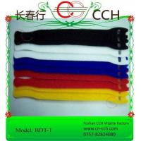 colour self-gripping velcro ties Manufactures
