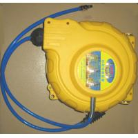 Samlongda  Retractable air hose reel, PP cover with 1/2 pvc air hose, max 15bar, keep the hose in order Manufactures