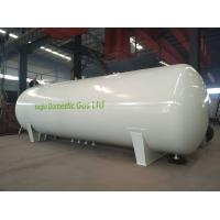China famous CLW Bulk LPG Storage Tank 50 m3 for sale, factory sale best price 25tons surface lpg gas storage tank Manufactures