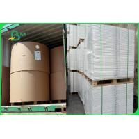 FSC White Coated Glossy C2SArtPaperFor Printing Magazine Flyers And Posters Manufactures
