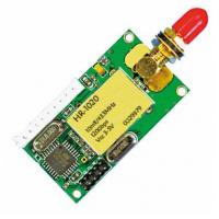 China Wireless RF Data Module 433MHz RS232,RS485,TTL interface HR-1020 on sale