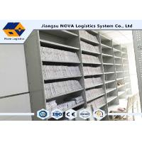 Steel Light Duty Storage Rack / Racking System For Warehouse Corrosion Protection Manufactures