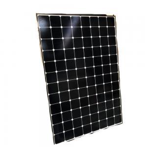 China Sun Energy Power Foldable Solar Panel All Black 280w 290w 300w 330w Customized on sale