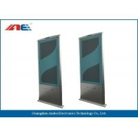 Anti Theft RFID Gate Reader Antenna Aisle Width 120CM ISO18000 - 6C Protocol Manufactures