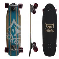 Foxen Xinda 2016 New Design 100 Canadian Maple Skateboards Professional Leading Manufacturer Manufactures