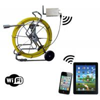 WiFi Pipe Inspection Camera with 120M cable Manufactures
