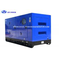 31kVA 25kW Anhui Quanchai Soundproof Diesel Generator Set for Power Plant Manufactures