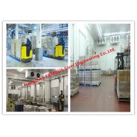 Large Volume Temperature Controlled Cold Room Panel For Integrated Logistic Distribution Center Manufactures