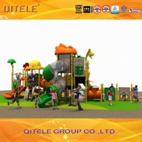 Quality Attractive outdoor play games playground equipment for amusement park,school for sale