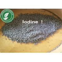 99.5% Purity Pharmaceutical Raw Materials Iodine CAS 7553-56-2 Manufactures
