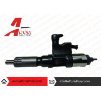 Silver / BlackCommon Rail Injector Denso Fuel Injector 095000-5471 Manufactures