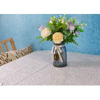 China Eco-friendly Waxed Waterproof Printed Wood Pulp Disposable Paper Table Cloth, Biodegradable on sale