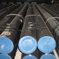 API 5L SCH40 STD Hot Rolle Seamless Pipe , 1/2 INCH - 24 INCH Black carbon seamless steel pipe Manufactures
