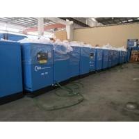 High Reliability Screw Air Compressor With Large Size Fan Motor Long Service Life Manufactures