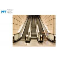 Micro Computer Control Outdoor Escalator Step Width 1000M With Integrated Aluminum Casting
