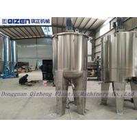 China Liquid Detergent Mixer Chemical Mixing Equipment Double Sides Opened on sale