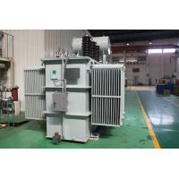 35kV 3 Phase Power Transformer , 800kva - 1600kva Oil Immersed Transformer Manufactures