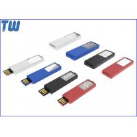 China Sliding Acrylic LED Light 3D LOGO 8GB USB Flash Drive Flash Memory on sale