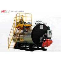 Small Heat Loss Gas Fired Steam Boiler , Industrial Natural Gas Boiler Furnace Manufactures