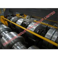 Metal Corrugated Floor Deck Roll Former Production line for Rolling Steel Structural Building Material Manufactures