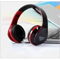 China NEW T60 Foldable Wireless High Fidelity Surround Sound Noise Canceling Stereo Bluetooth  Headset With Mic, TF Card on sale