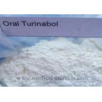 White Testosterone Anabolic Steroid For Muscle Building 4- Chlorodehydromethyltestosterone Manufactures