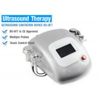 Weight Loss Cavitation Rf Slimming Machine , Vacuum Cavitation Slimming Machine Manufactures