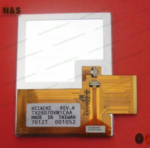 TX09D70VM1CAA  HITACHI KOE LCD Display A-Si TFT-LCD 3.5 Inch 240×320 Long Lifespan Manufactures